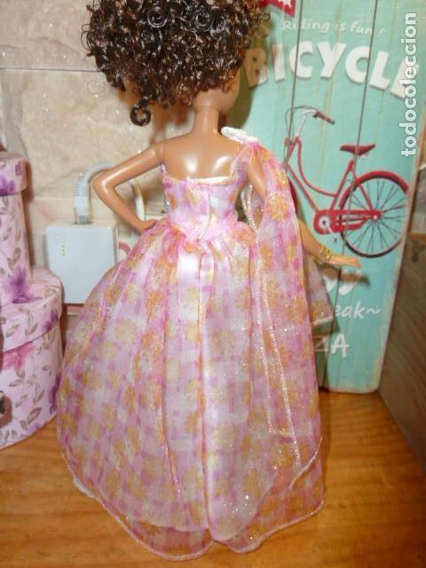 Barbie y Ken: Vestido gasa Fashion Avenue. Barbie - Foto 6 - 126071347