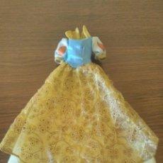 Barbie y Ken: VESTIDO BLANCANIEVES PARA PRINCESA DISNEY. Lote 127901219