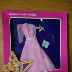 Barbie y Ken: BARBIE SUPERSTAR MODELO GALA CONGOST 1983. Lote 128791879