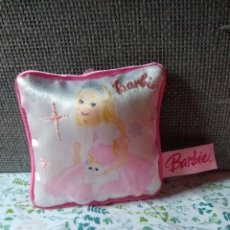 Barbie y Ken: COJIN BARBIE. Lote 130751287