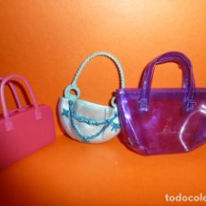Barbie y Ken: LOTE BOLSOS BARBIE. Lote 131464646