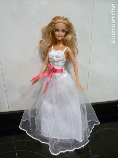 Juegos de barbie vestida de novia