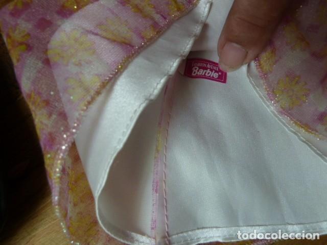 Barbie y Ken: Vestido gasa Fashion Avenue. Barbie - Foto 7 - 126071347