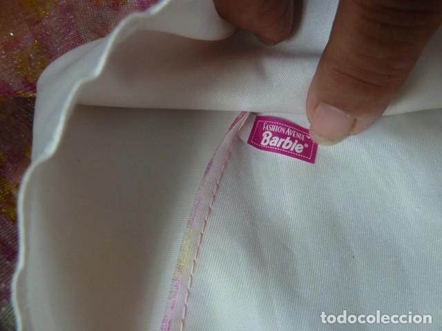 Barbie y Ken: Vestido gasa Fashion Avenue. Barbie - Foto 8 - 126071347