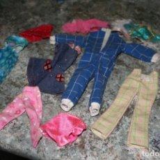 Barbie y Ken: LOTE VESTIDOS MUÑECA BARBIE . Lote 132933522