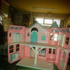 Barbie y Ken: MASIÓN DE BARBIE. Lote 133011122