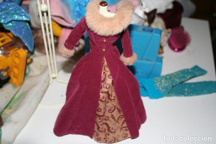 VESTIDO MUÑECA BARBIE FASHION AVENUE (Juguetes - Muñeca Extranjera Moderna - Barbie y Ken - Vestidos y Accesorios)
