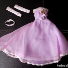 Barbie y Ken: VESTIDO CONJUNTO COMPLETO COLECCIÓN BARBIE POR EL MUNDO, RBA, AUSTRIA. Lote 133470618