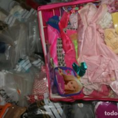 Barbie y Ken: MALETIN ARMARIO ORIGINAL MUÑECA BARBIE. Lote 133577850