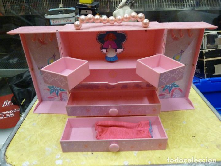 Barbie y Ken: ARMARIO JOYERO MUSICAL BARBIE - Foto 7 - 215469457