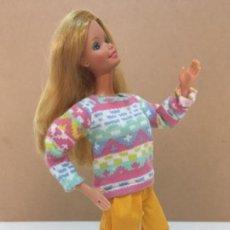Barbie y Ken: JERSEY BARBIE MY FIRST FASHIONS + PANTALÓN. Lote 133963018