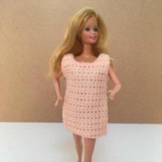 Barbie y Ken: VESTIDO VINTAGE PARA BARBIE. Lote 133963382