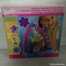 Barbie y Ken: FABRICA DE PERFUMES BARBIE STUDIO,MATTEL.. Lote 164750608