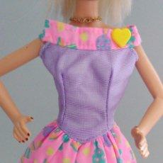 Barbie y Ken: ROPA BARBIE VESTIDO CORTO. Lote 135417182