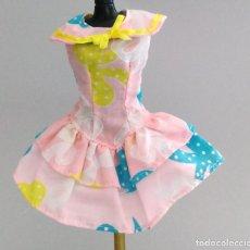 Barbie y Ken: ROPA BARBIE VESTIDO CORTO. Lote 135498966