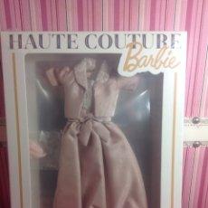 Barbie y Ken: VESTIDO BARBIE HAUTE COUTURE 2018 MATTEL-PLANETA DE AGOSTINI.. Lote 177794449