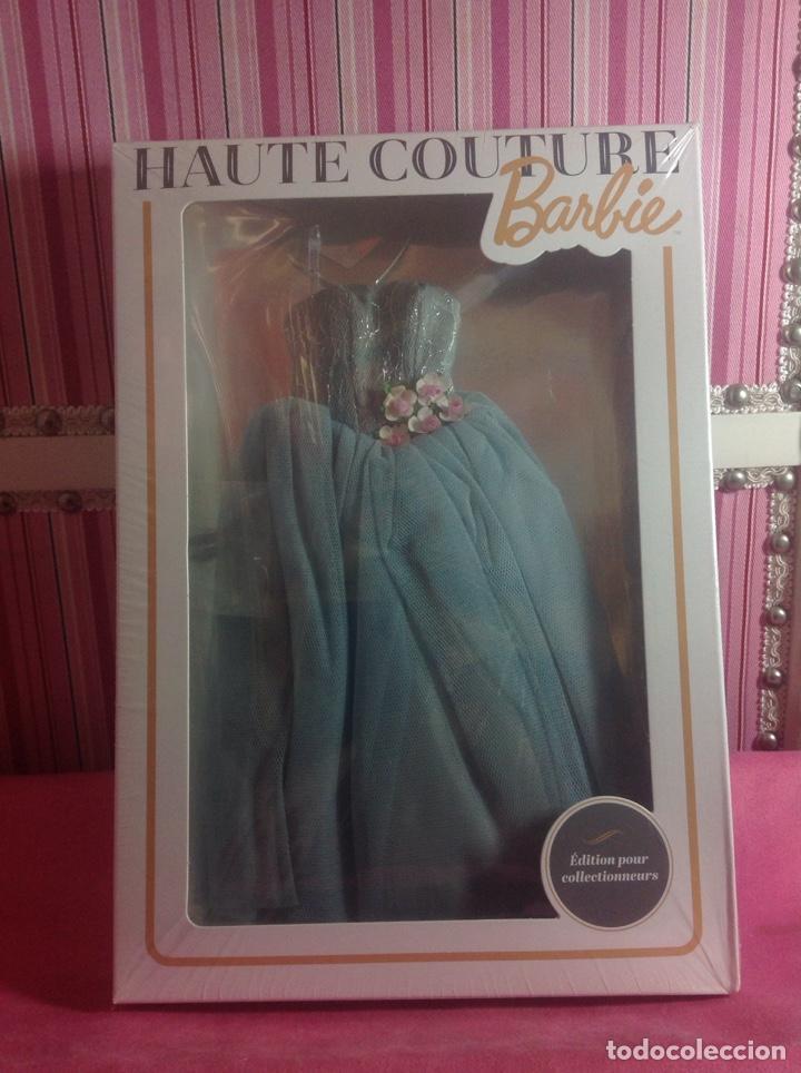 VESTIDO BARBIE HAUTE COUTURE MATTEL 2018-PLANETA DE AGOSTINI. (Juguetes - Muñeca Extranjera Moderna - Barbie y Ken - Vestidos y Accesorios)