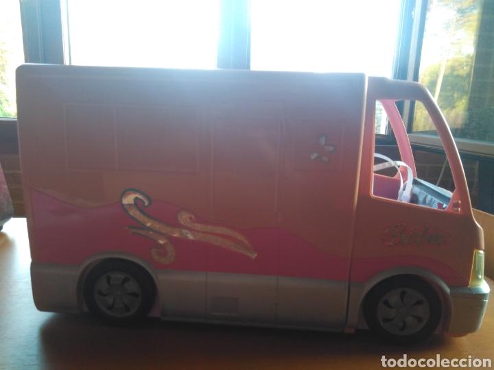 BARBIE Y KEN. AUTOCARAVANA CAMIÓN (Juguetes - Muñeca Extranjera Moderna - Barbie y Ken - Vestidos y Accesorios)