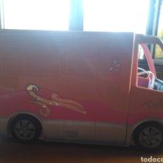 Barbie y Ken: BARBIE Y KEN. AUTOCARAVANA CAMIÓN. Lote 135518254