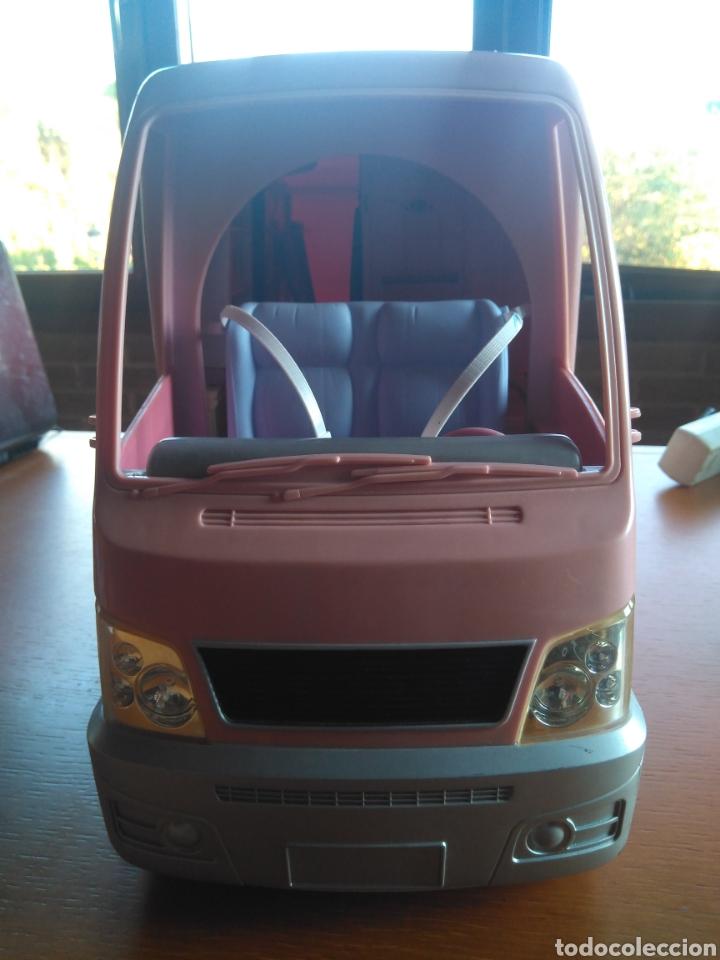Barbie y Ken: BARBIE Y KEN. AUTOCARAVANA CAMIÓN - Foto 2 - 135518254