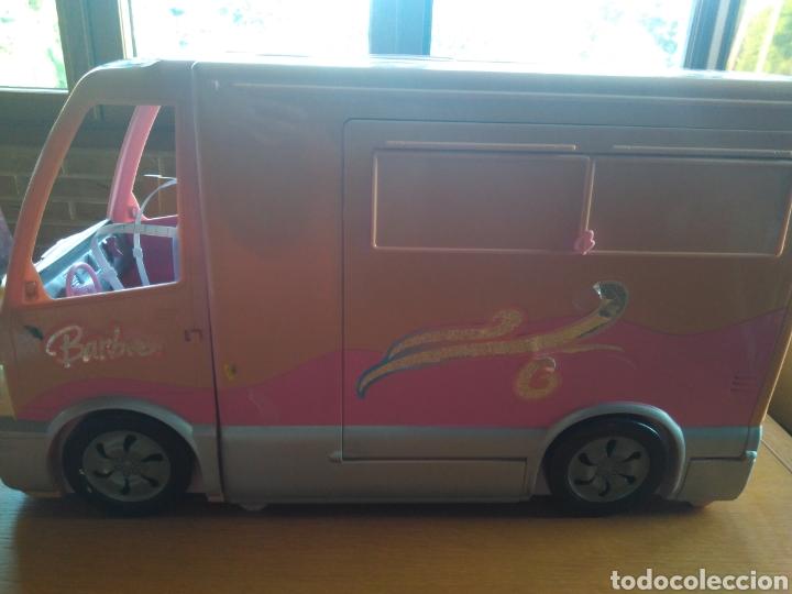 Barbie y Ken: BARBIE Y KEN. AUTOCARAVANA CAMIÓN - Foto 3 - 135518254