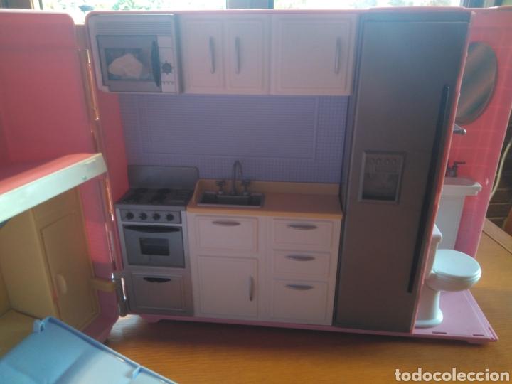 Barbie y Ken: BARBIE Y KEN. AUTOCARAVANA CAMIÓN - Foto 8 - 135518254