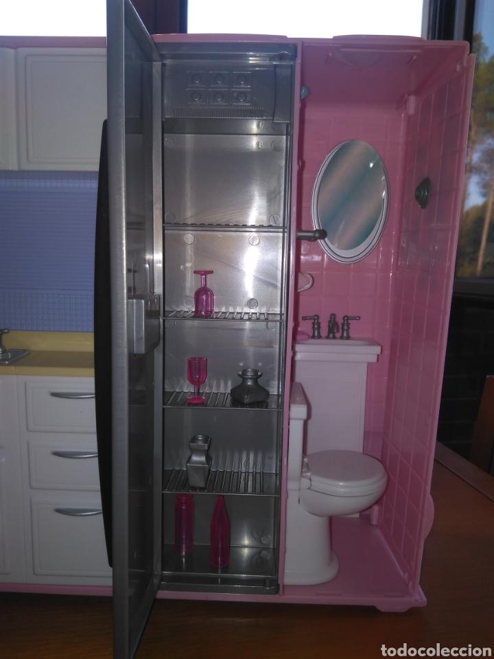 Barbie y Ken: BARBIE Y KEN. AUTOCARAVANA CAMIÓN - Foto 10 - 135518254