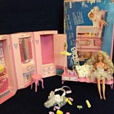 Barbie y Ken: MALETIN DE BARBIE ESCUELA DE DANZA. Lote 136401814