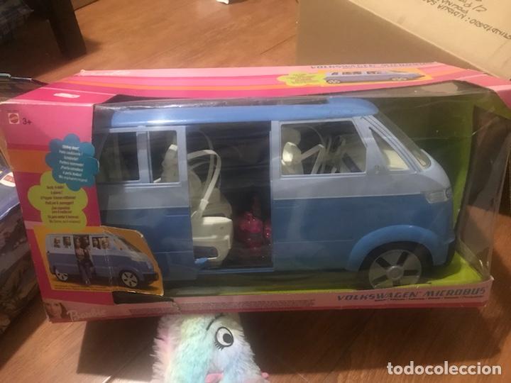 Barbie y Ken: Microbus Barbie Volkswagen - Foto 3 - 136422169