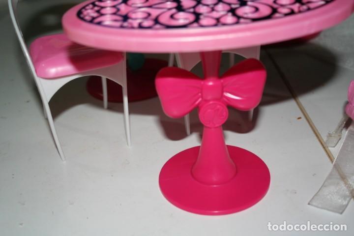 Barbie y Ken: muebles casa muñeca barbie mattel 2012 - Foto 3 - 137280670