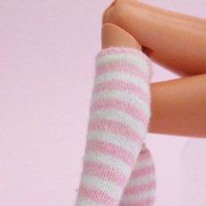 Barbie y Ken: ACCESORIOS Y COMPLEMENTOS BARBIE MEDIAS CALCETINES. Lote 137351174