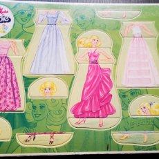 Barbie y Ken: ANTIGUO PUZZLE MODA DE BARBIE.PERFECTO ESTADO.PRECIO UNIDAD.. Lote 137433105