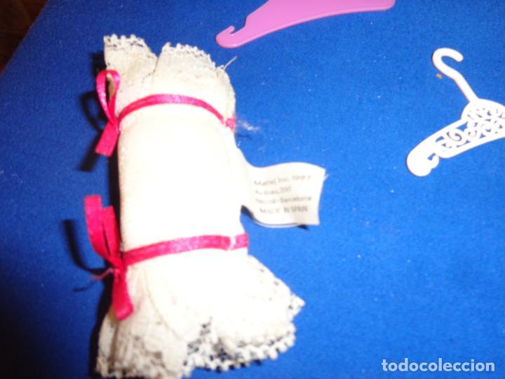 Barbie y Ken: ACCESORIOS BARBIE CONGOST PERCHAS, PEINE ALMOHADAS VER FOTOS! SM - Foto 5 - 137521542