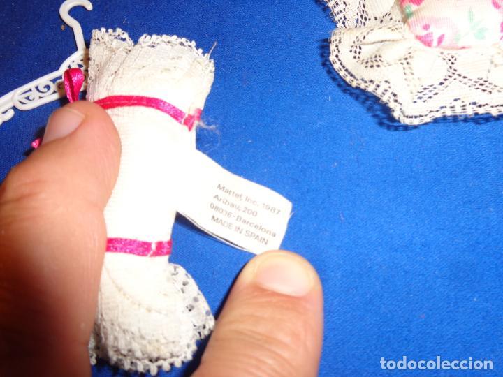 Barbie y Ken: ACCESORIOS BARBIE CONGOST PERCHAS, PEINE ALMOHADAS VER FOTOS! SM - Foto 7 - 137521542