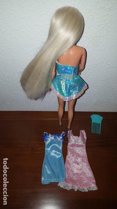 Barbie y Ken: BARBIE AÑOS 90 CHAMPÚ MAGICO MATTEL - Foto 2 - 137562374