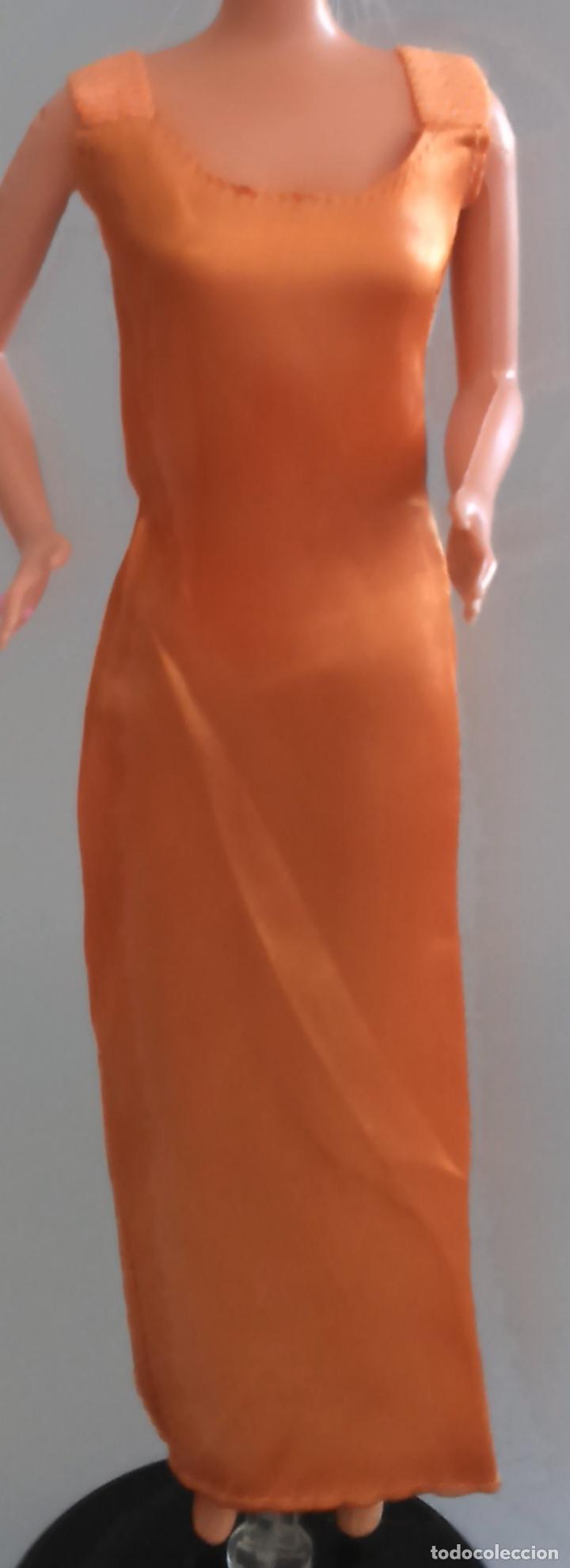ROPA BARBIE VESTIDO LARGO (Juguetes - Muñeca Extranjera Moderna - Barbie y Ken - Vestidos y Accesorios)