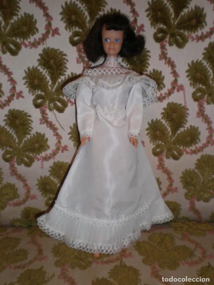 Vestidos de novia para la barbie