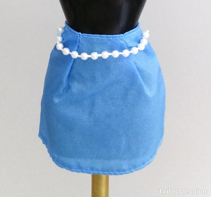 ROPA BARBIE FALDA CORTA (Juguetes - Muñeca Extranjera Moderna - Barbie y Ken - Vestidos y Accesorios)