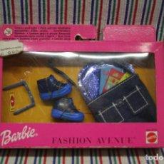 Barbie y Ken: BARBIE FASHION AVENUE ACCESORIOS DE MATTEL. Lote 139555754