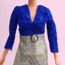 Barbie y Ken: ROPA BARBIE VESTIDO CORTO. Lote 140340606