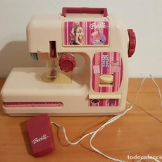 Barbie y Ken: MÁQUINA DE COSER DE BARBIE. Lote 140940302