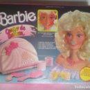 Barbie y Ken: BARBIE CENTRO DE BELLEZA, DE MATTEL, EN CAJA. CC. Lote 141159366