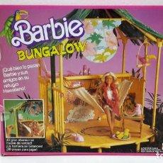 Barbie y Ken: BARBIE BUNGALOW MATTEL ESPAÑA 1988. Lote 141382686