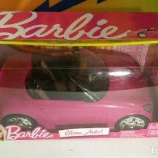 Barbie y Ken: BARBIE - GLAM AUTO - MATTEL - EN SU CAJA ORIGINAL. Lote 142494270