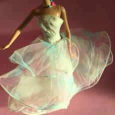 Barbie y Ken: VESTIDO DE BARBIE FIESTA. Lote 142879117