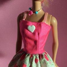 Barbie y Ken: VESTIDO DE BARBIE. Lote 142880973