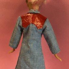 Barbie y Ken: VESTIDO VAQUERO AÑOS 70 PARA BARBIE. Lote 142954254