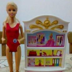 Barbie y Ken: ESTANTERIA BARBIE. Lote 143636702