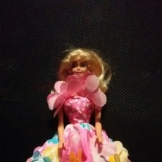 Barbie y Ken: VESTIDO BARBIE BLOSSOM BEAUTY FLORES MAGICAS. Lote 143940288
