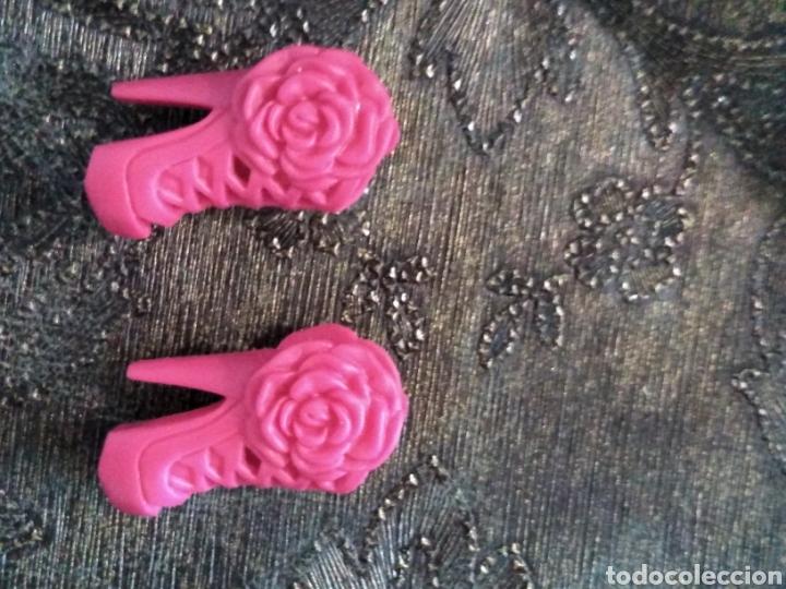 Barbie y Ken: Zapatos barbie fashionistas rosas - Foto 4 - 144385889